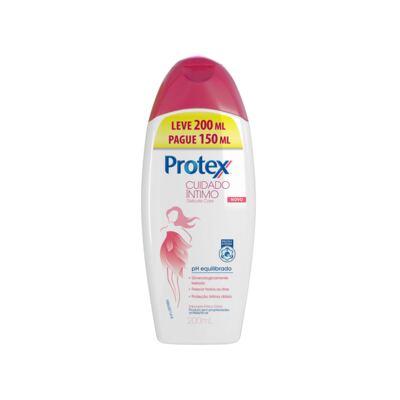 Sabonete Íntimo Protex Delicate 200ml