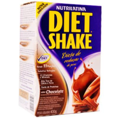 Diet Shake Nutrilatina Chocolate 400g