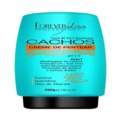 Imagem 1 do produto Forever Liss Cachos - Creme de Pentear 5 em 1 - 200g