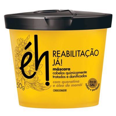 Imagem 1 do produto Éh Reabilitação Já! - Máscara Capilar - 250g