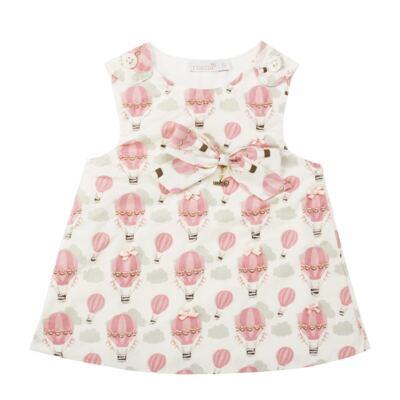 Imagem 2 do produto Vestido c/ Body curto para bebê Balloon - Roana