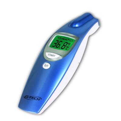 Imagem 1 do produto Termômetro Digital Sem Contato G Tech