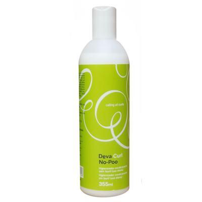 Imagem 1 do produto Deva Curl Higienizador Condicionante Sem Espuma No-Poo - Condicionador Limpante - 355ml