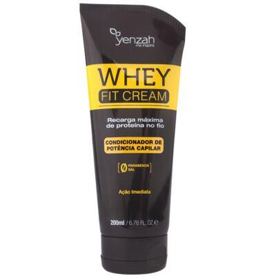 Imagem 3 do produto Kit Shampoo + Condicionador + Máscara Yenzah Power Whey Fit Cream - Kit