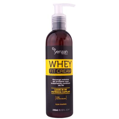 Imagem 4 do produto Kit Shampoo + Condicionador + Máscara Yenzah Power Whey Fit Cream - Kit