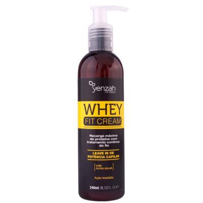 Imagem 4 do produto Kit Shampoo + Condicionador + Máscara Yenzah Power Whey Fit Cream - Kit