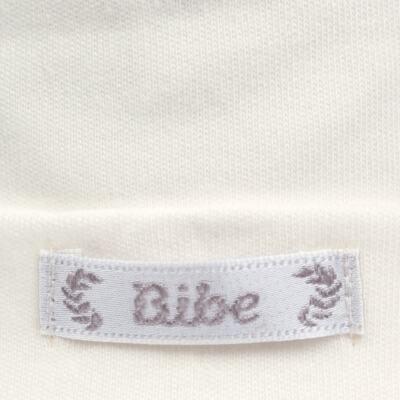 Imagem 2 do produto Touca para bebe em algodão egípcio Marfim - Bibe - 10Y05-115 TOUCA BAS CRISTAL MARFIM-RN