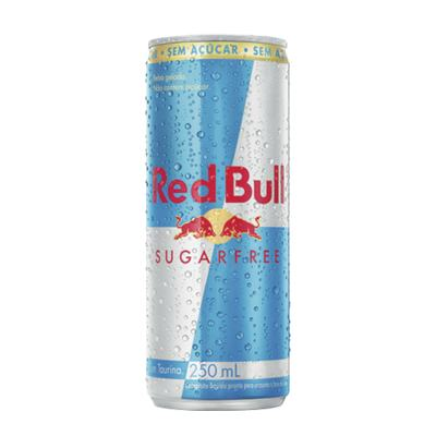 Imagem 2 do produto Energético Red Bull Sugarfree 250ml