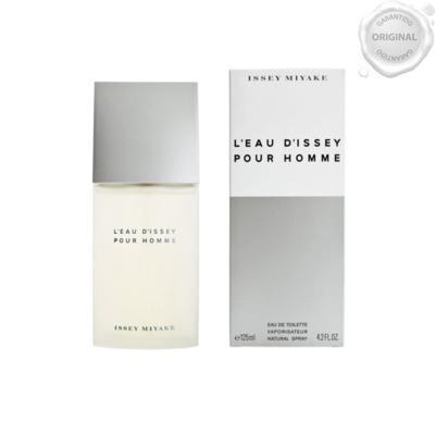 Imagem 3 do produto L'eau D'issey Pour Homme Issey Miyake - Perfume Masculino - Eau de Toilette - 125ml
