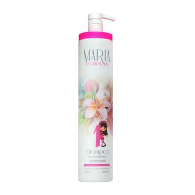 Imagem 2 do produto KIT Maria Escandalosa Escova Progressiva 2X1 Litro - Maria Escandalosa Shampoo Antirresiduos 1 Litro