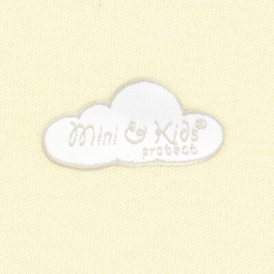 Imagem 2 do produto Body regata para bebe em suedine Baby Protect Amarelo - Mini & Kids - BDR0001.61 BODY REGATA - SUEDINE PROTECT-G