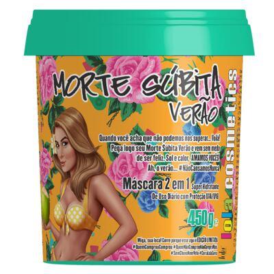 Imagem 3 do produto Kit Shampoo + Máscara 2 em 1 Verão Lola Cosmetics Morte Súbita - Kit