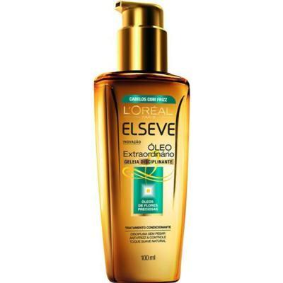 Imagem 4 do produto Kit Condicionador + Shampoo + Tratamento L'Oréal Paris Elseve Óleo Extraordinário - Kit