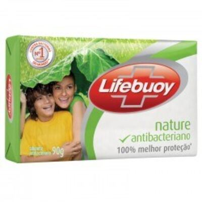 Sabonete Lifebuoy Nature/Erva Doce - 90g