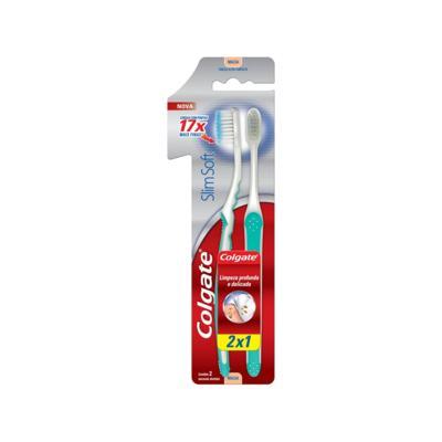 Imagem 1 do produto Escova Colgate Cabo Ultra comprimido 2 Unidades -