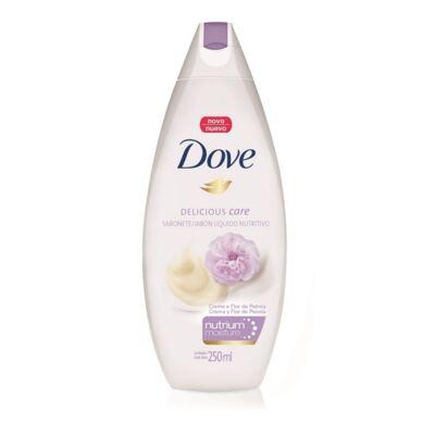 Imagem 1 do produto Dove Sabonete Líquido Flor de Peonia 250ml