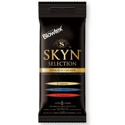 Preservativo Blowtex Skyn Selection 6 Unidades