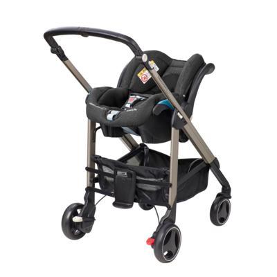 Imagem 7 do produto Carrinho de bebê New Loola Modern Black (0m+)  - Bébé Confort
