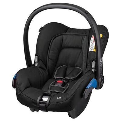 Imagem 2 do produto Bebe Conforto com Base Citi Black Raven 0 a 13 kg - Maxi-Cosi