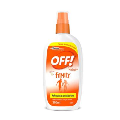 Repelente Off Spray 200ml - 200ml