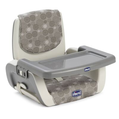 Cadeira de Alimentação Assento Elevatório Mode Grey (6m+) - Chicco