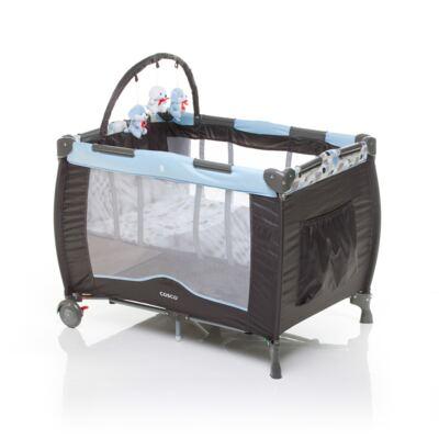 Imagem 1 do produto Berço Portátil Toybar Azul  (0m+) - Cosco