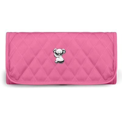 Imagem 3 do produto Bolsa Térmica Aruba + Trocador Portátil para bebe Colors Pink - Classic for Baby Bags