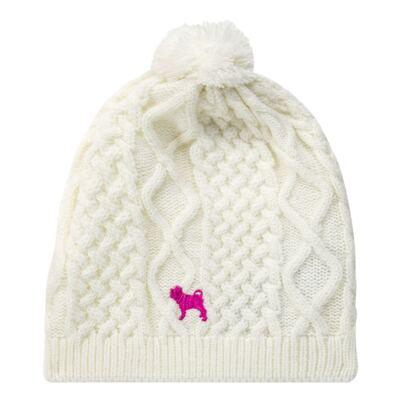 Imagem 1 do produto Gorro em tricot Off White - Charpey