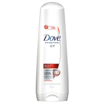 Imagem 3 do produto Shampoo e Condicionador Dove Proteção Térmica + Tratamento Óleo Nutrição