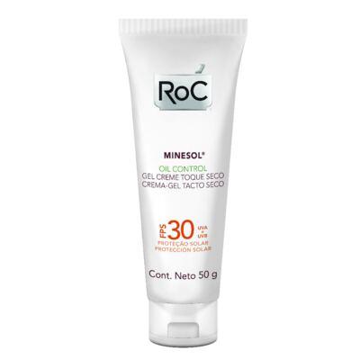 Imagem 3 do produto Kit Roc C-Supérieur Serum 15g + Gel Creme Anti-Oxidante 15m + Protetor Solar Roc Minesol Oil Control FPS 30 50g