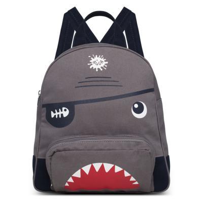 Mochila Escolar Tubarão - Cara de Criança