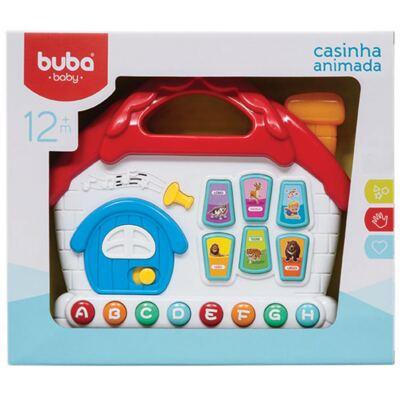 Imagem 1 do produto Casinha divertida (12m+) - Buba