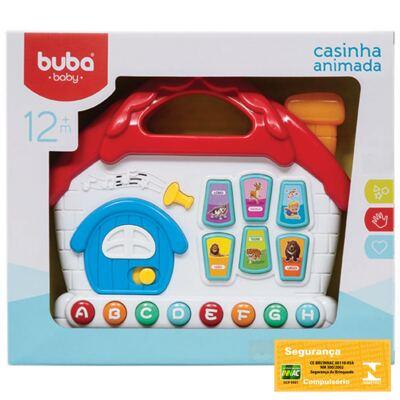Imagem 2 do produto Casinha divertida (12m+) - Buba