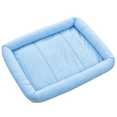 Colchonete para bebe Xadrez Azul - Biramar Baby