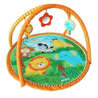 Tapete de Atividades para bebê Safari Friends (3m+) - Buba