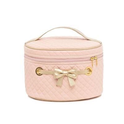 Imagem 2 do produto Mini Bolsa + Trocador para bebe Louise Rosa - Lequiqui