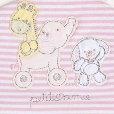 Imagem 4 do produto Toalha com capuz para bebe Elefantinha - Classic for Baby