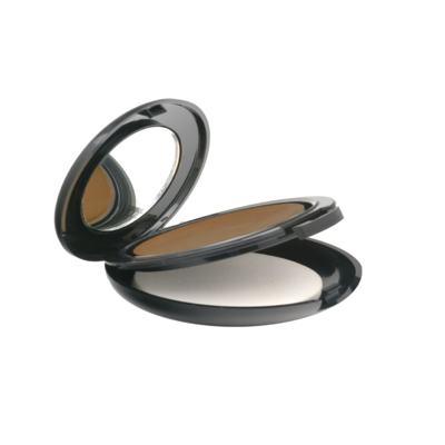 Imagem 1 do produto Natural Cover & Protection FPS 30 - Base/Pó compacto com fotoproteção FPS 30 - Chocolate