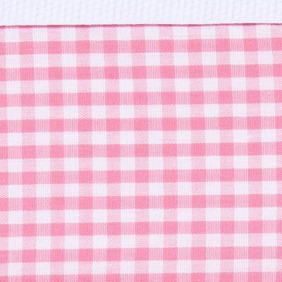 Imagem 2 do produto Jogo de lençol para berço em malha Le Petit Rosa - Classic for Baby