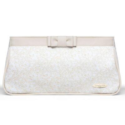 Imagem 1 do produto Mini Bolsa para bebe Laço Marfim - Classic for Baby Bags