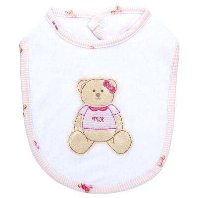 Imagem 1 do produto Babador para bebe atoalhado Kedy Bear - Classic for Baby