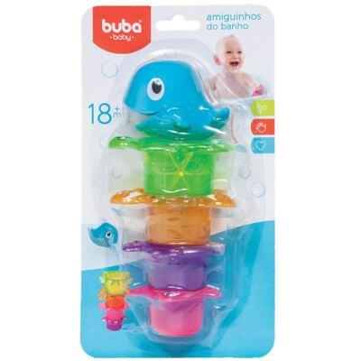 Imagem 1 do produto Amiguinhos do Banho (18m+) - Buba