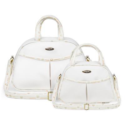 Kit Bolsa maternidade para bebe + Frasqueira Safari Unique - Classic for Baby Bags