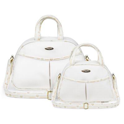Imagem 1 do produto Kit Bolsa maternidade para bebe + Frasqueira Safari Unique - Classic for Baby Bags