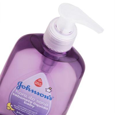 Imagem 3 do produto Sabonete Líquido Johnson's Baby Hora do Sono 200ml