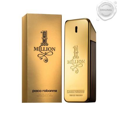 Imagem 2 do produto 1 Million De Paco Rabanne Eau De Toilette Masculino - 100 ml