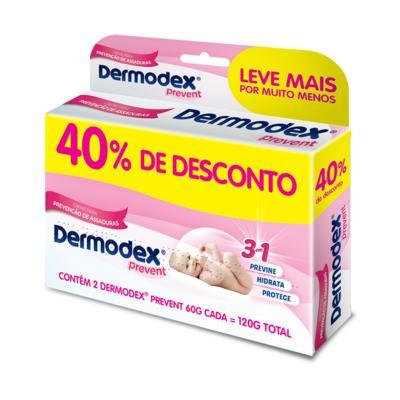 Imagem 1 do produto Creme Prevenção de Assadura Dermodex Prevent 120g