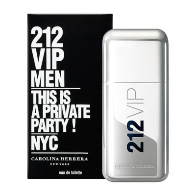 Imagem 1 do produto 212 Vip Men By Carolina Herrera Eau De Toilette Masculino - 200ml