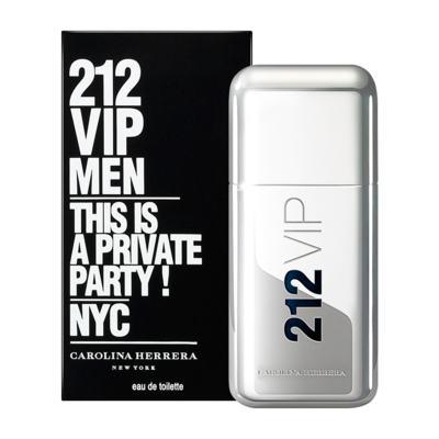 Imagem 2 do produto 212 Vip Men By Carolina Herrera Eau De Toilette Masculino - 50 ml