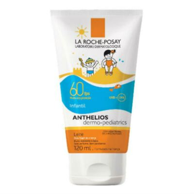 Imagem 1 do produto Protetor Solar La Roche-posay Anthelios Dermopediatrics Fps 60 120ml